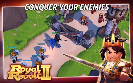 Royal Revolt 2 Screenshot 2