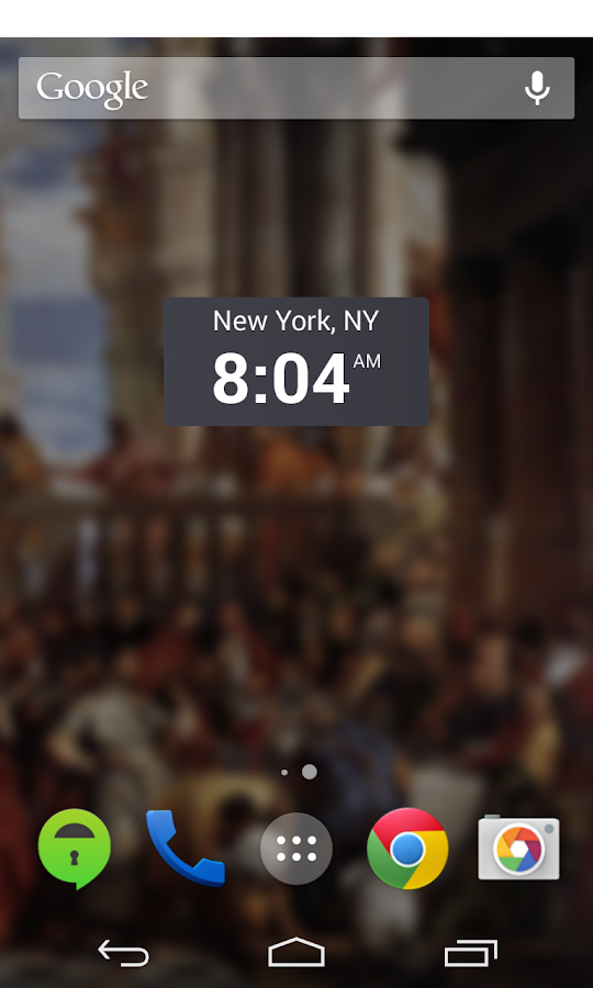 Time Zone Converter - screenshot