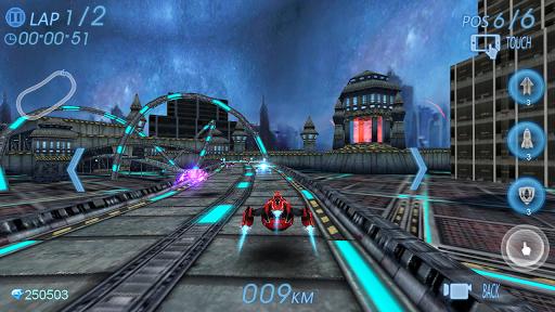 Space Racing 3D - Star Race  screenshots 1