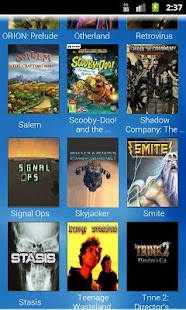 Games Encyclopedia - screenshot thumbnail
