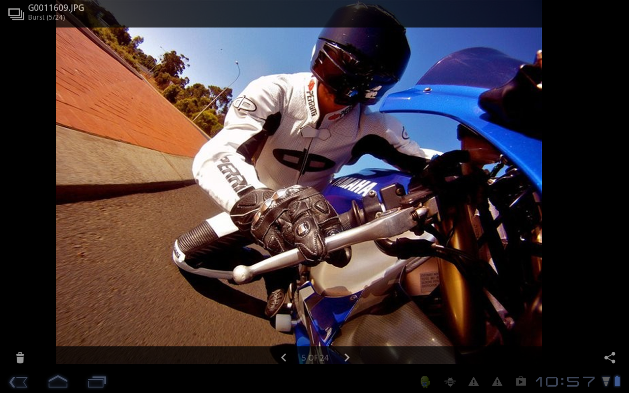 GoPro CamSuite - screenshot