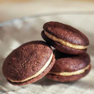 Chocolate-Peanut Butter Sandwiches