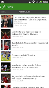 THE Football App - screenshot thumbnail