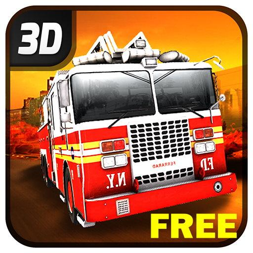 Firefighter Fire Rescue 3D 角色扮演 App LOGO-APP開箱王