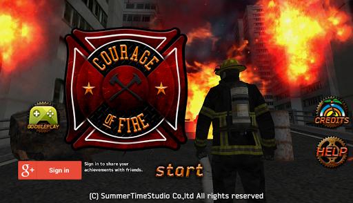 Courage of Fire  screenshots 1
