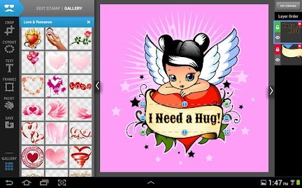 KoolrPix Studio Image Editor Screenshot 12