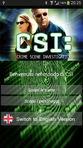 CSI Series