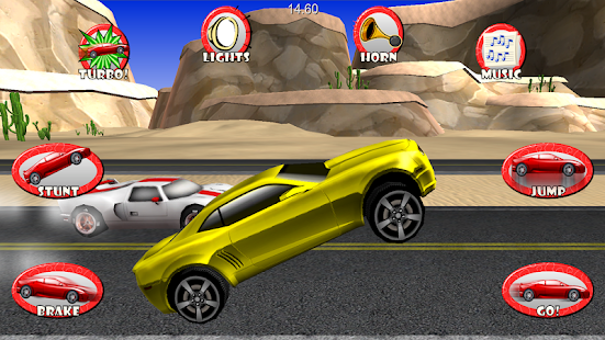 Car Race Chase Racing Kids