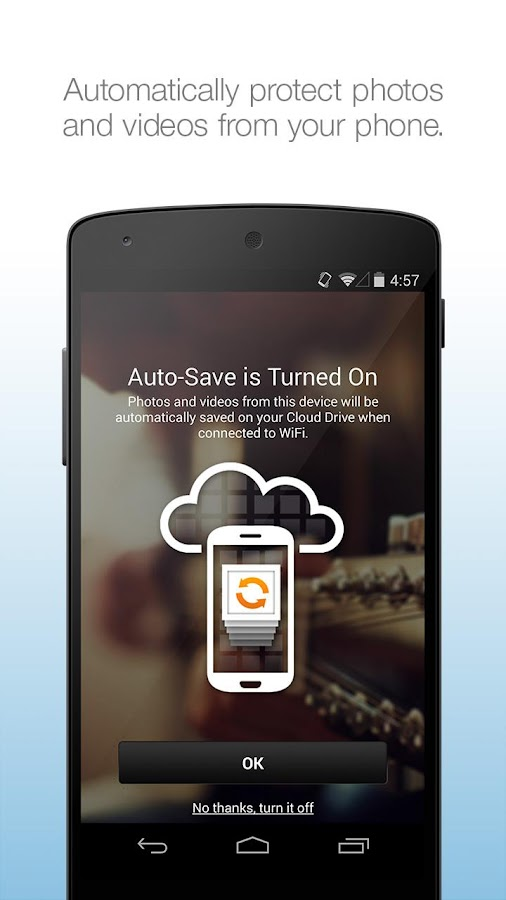Amazon Cloud Drive Photos - screenshot