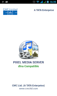 Pixel Media Server - DMS - screenshot thumbnail