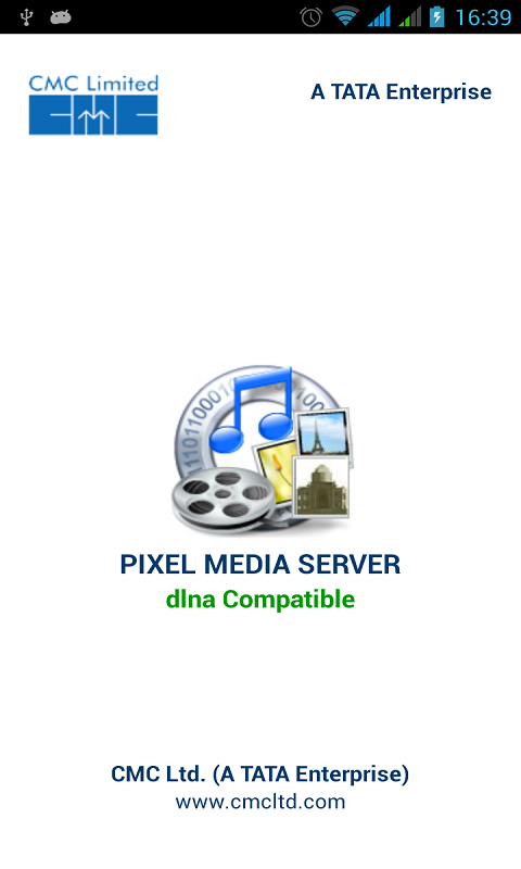Pixel Media Server - DMS - screenshot