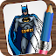 Free Download Drawing Super Heroes APK for Samsung