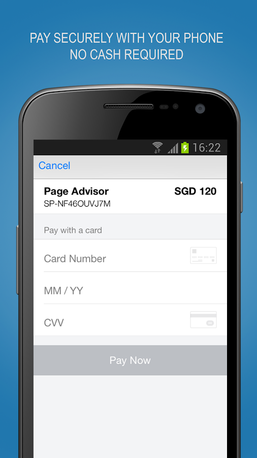Page Advisor- screenshot
