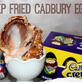 ~Deep Fried Cadbury Eggs!