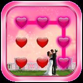Love Pattern Screen Lock