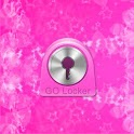 GO Locker Theme Pink Cute Star icon