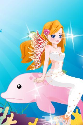 Mermaid Princess Dress Up 1 screenshots 2