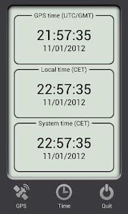 Satellite Time Reader (Free)- screenshot thumbnail