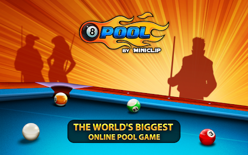 8 Ball Pool MOD 3.13.6 (Extended Stick Guideline) Apk 5
