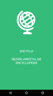 Encyclopedie- screenshot thumbnail