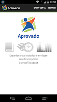 Screenshot of Aprovado - Gerencie Estudos