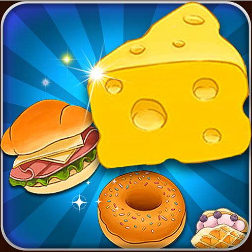 甜品連萌 Sweet Link Mania 棋類遊戲 App LOGO-硬是要APP