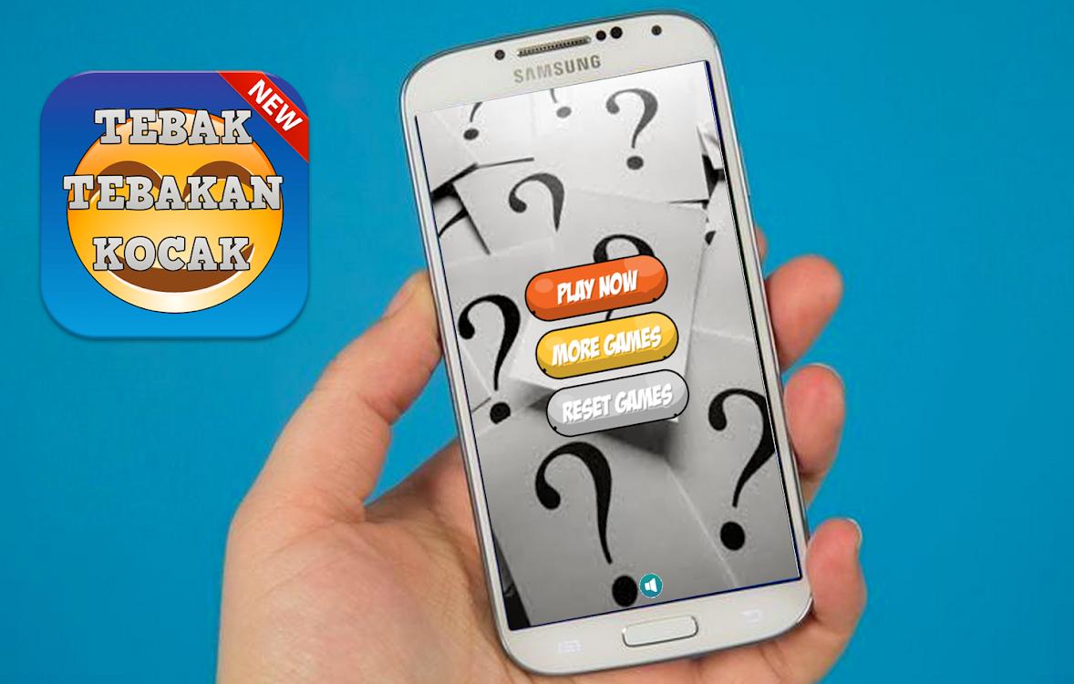 Tebakan Gambar Kocak – Android Spil — AppAgg