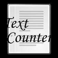 Text Counter