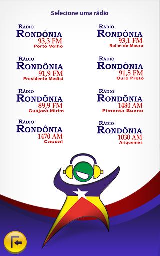 Radio Rondu00f4nia  screenshots 1