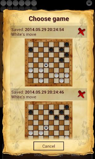 Russian checkers - Shashki  screenshots 5