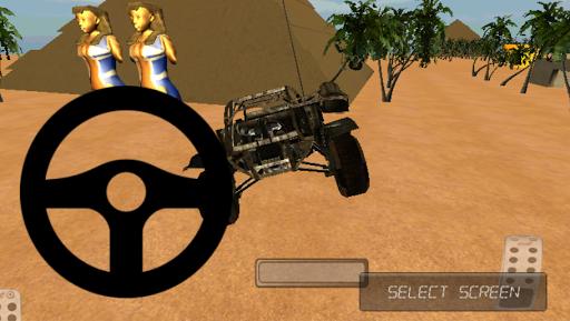 Free Desert Drift 3D