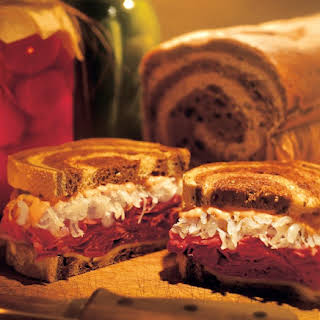 The Perfect Reuben Sandwich.