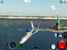 Screenshot of AirFighters Pro