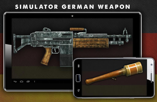 Simulator German Weapon