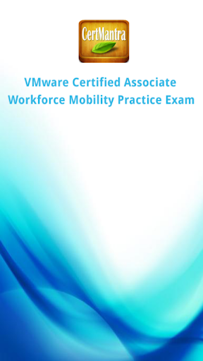 VMware Workforce Mobility Prep
