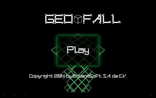 Geo Fall