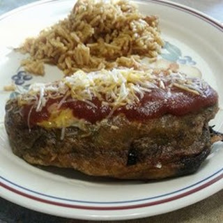 Chiles Rellenos (Stuffed Peppers).