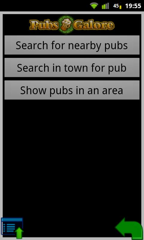 Pubs Galore- screenshot