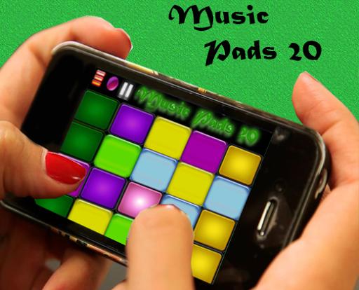 音楽パッド20
