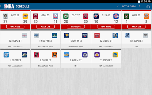 NBA Game Time 2014-15 - screenshot thumbnail