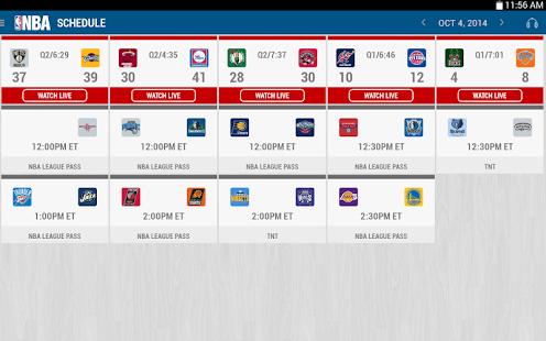 NBA 2015-16 Screenshot 16