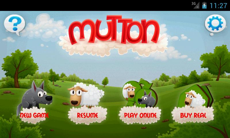 Mutton, deductive board game - screenshot