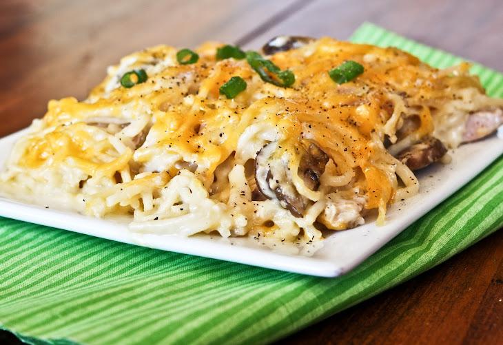 Grandma'S Chicken and Noodle Casserole Recipe