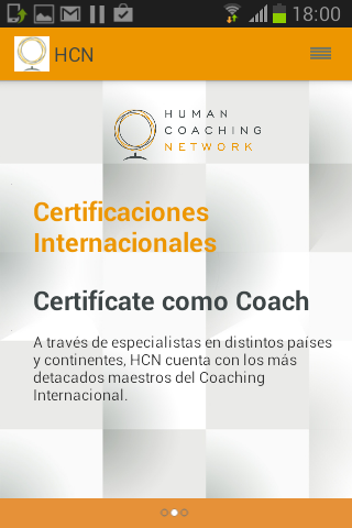 Coaching HCN