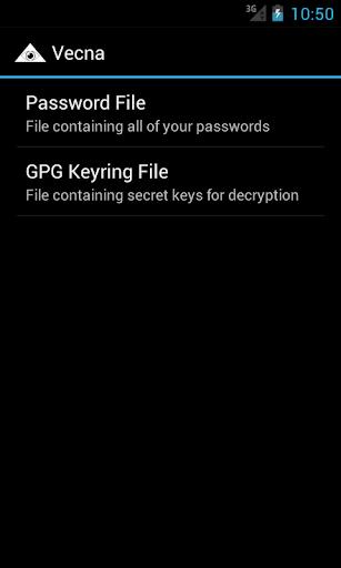 Vecna Password Manager  screenshots 7