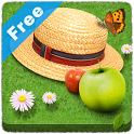 City Garden Launcher Free icon