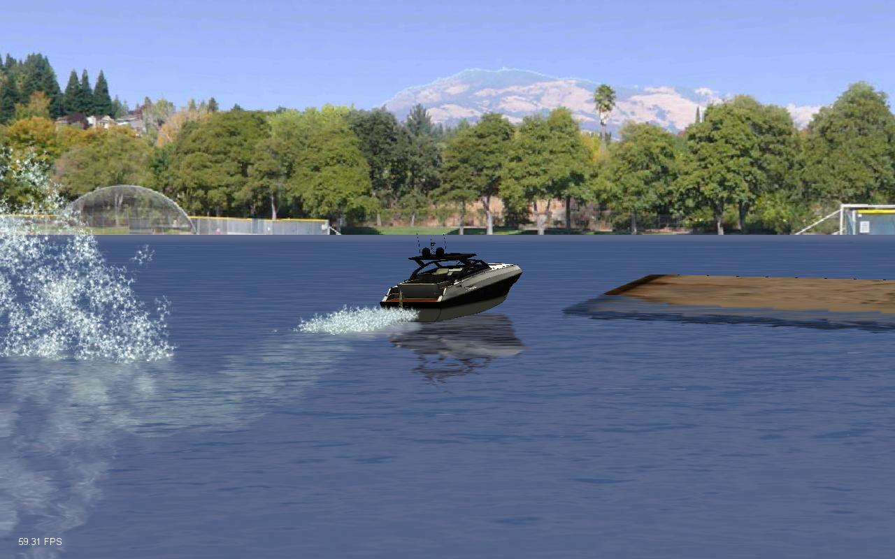 Absolute RC Boat Sim - screenshot