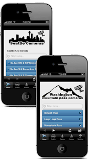 Seattle Traffic PRO Washington - screenshot thumbnail