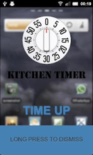 Kitchen Timer- screenshot thumbnail