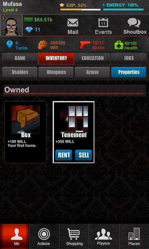 Mafia Block- screenshot
